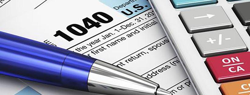 IRS form 1040