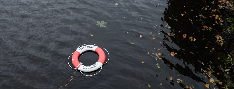 floating life preserver